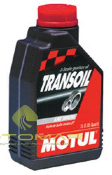 ACEITE MOTUL TRANSOIL 2T Y 4T 1L