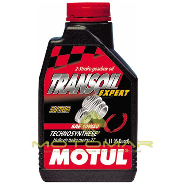 ACEITE MOTOR MOTUL TRANSOIL EXPERT 2T 1L
