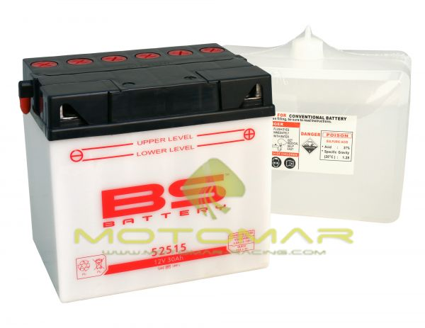 BATERIA BS BATTERY 52515