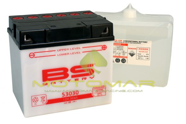 BATERIA BS BATTERY 53030