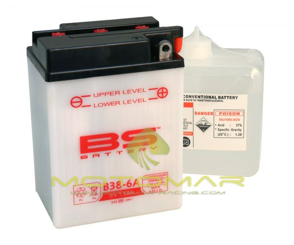 BATERIA BS BATTERY B38-6A