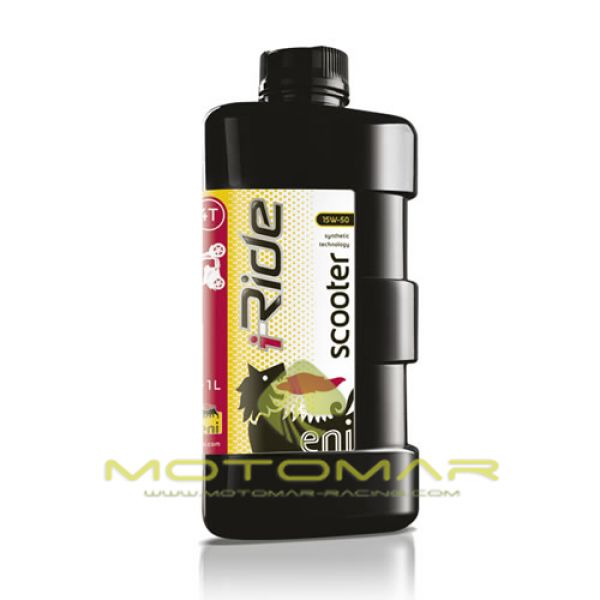 ACEITE ENI I RIDE SPECIAL 15W50 4T 1L