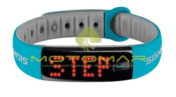 PULSERA SIGMA ACTIVITY TRACKER ACTIVO AZUL