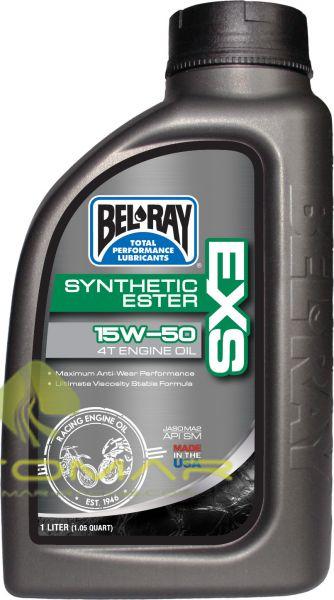 ACEITE BELRAY EXS 4T 15W50 SINTETICO 1L