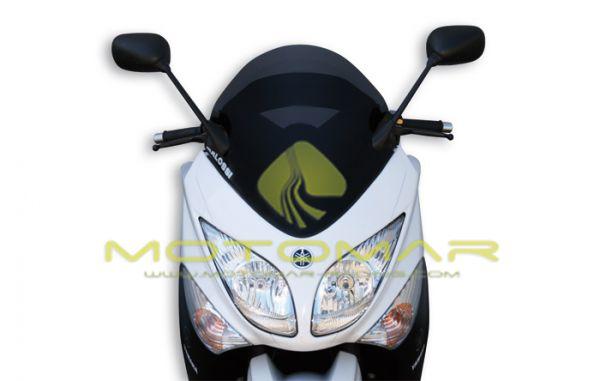 CUPULA MALOSSI MHR YAMAHA T-MAX 500 08-11 AHUMADA
