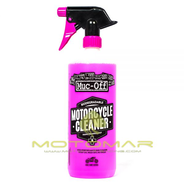LIMPIADOR MUC-OFF MOTORCYCLE CLEANER 1L