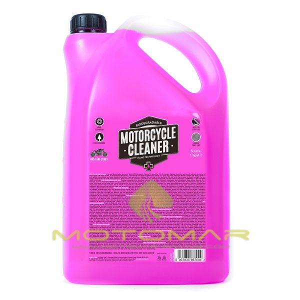 LIMPIADOR MUC-OFF MOTORCYCLE CLEANER 5L