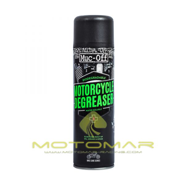 DESENGRASANTE MUC-OFF MOTORCYCLE DEGREASER 500ML
