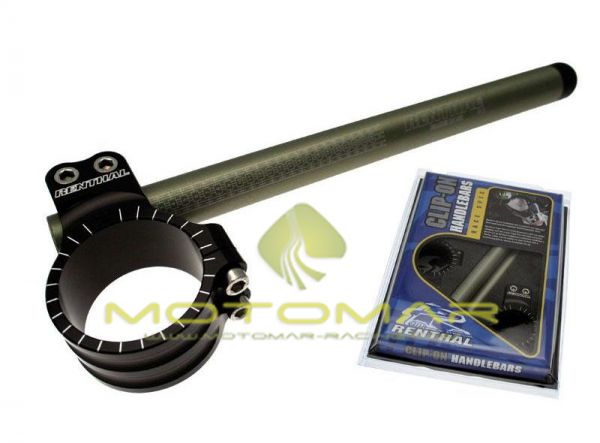 SEMIMANILLARES RENTHAL CLIP-ON 52MM