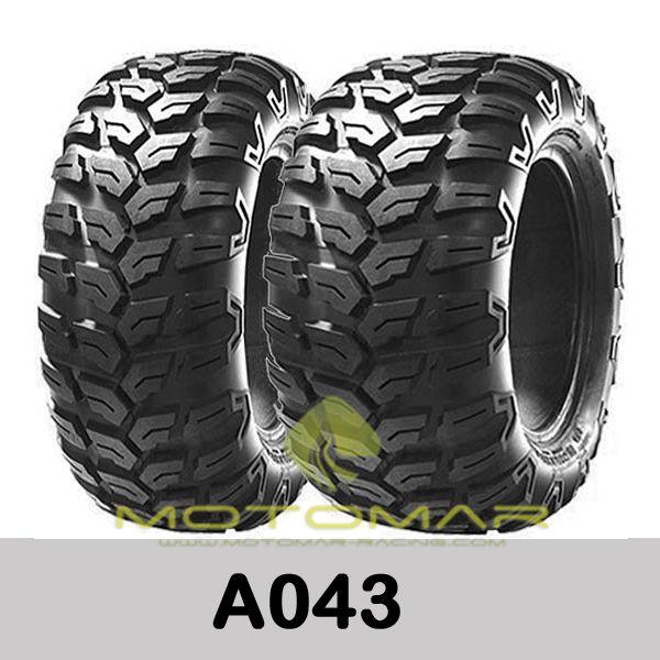MOTOMAR-RACING A043 25X10  12 63/ 6/ N