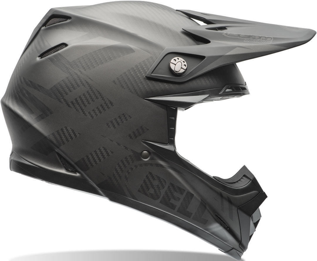 CASCO BELL MOTO-9 FLEX SYNDROME NEGRO