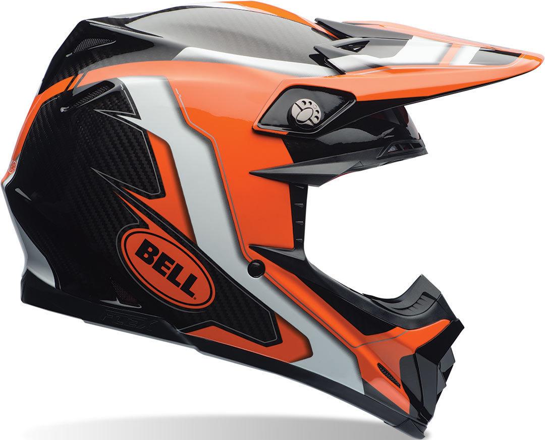 CASCO BELL MOTO-9 FLEX FACTORY
