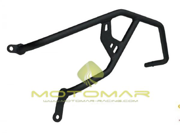 BARRAS DE PROTECCION MOTOMAR-RACING BMW G650GS/F800GS 08/15 NEGRO