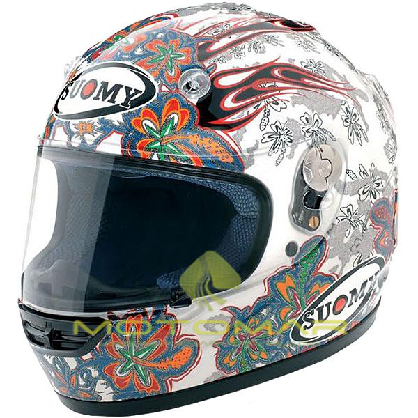 CASCO SUOMY VANDAL FLOWER TALL XS