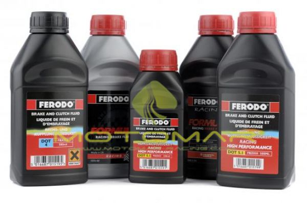 LIQUIDO FRENO FERODO DOT 4 0,25L