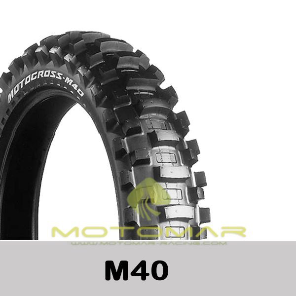 BRIDGESTONE M40 2.75  10 38 J
