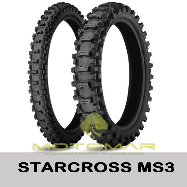 MICHELIN STARC.MS3 80 100 12 41 M