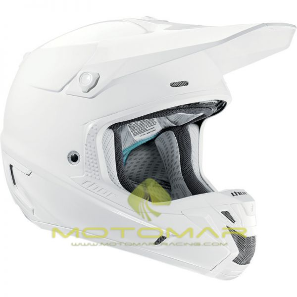 CASCO THOR VERGE SOLIDS BLANCO