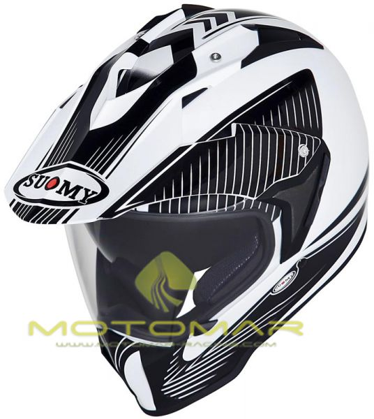 CASCO SUOMY MX TOURER TALLA L