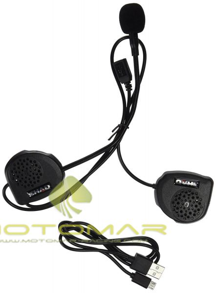 KIT MANOS LIBRES INTERCOM SHAD BC03