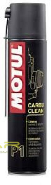 LIMPIADOR CARBURADOR MOTUL CARBU CLEAN 400ML