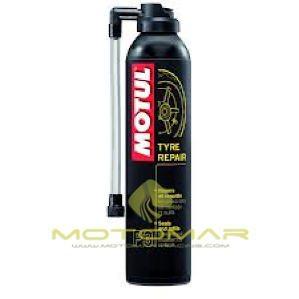REPARAPINCHAZOS MOTUL TYRE REPAIR 300ML