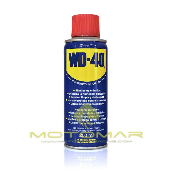 MULTIUSOS WD-40 SPRAY 200 ML