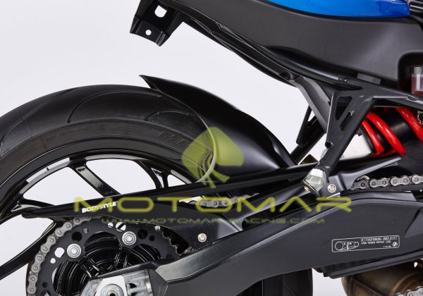 GUARDABARRO TRASERO BODYSTYLE SPORTLINE BMW F800R 09> NEGRO