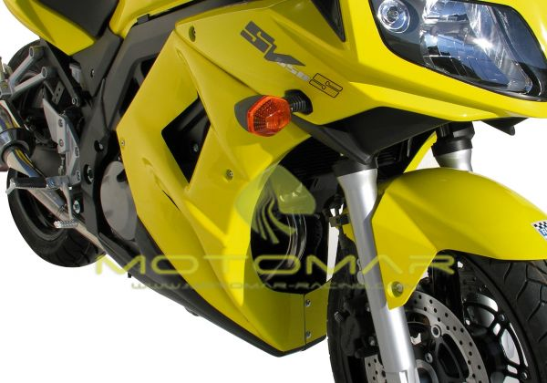KIT CARENADOS LATERALES BODYSTYLE SUZUKI SV650 03/08 SIN PINTAR