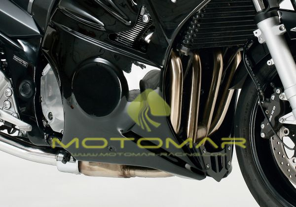 KIT CARENADOS LATERALES BODYSTYLE SUZUKI GSF 650 N/S 07/08 SIN PINTAR