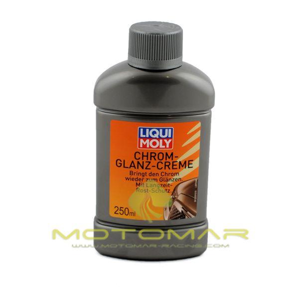 LIMPIADOR CROMADOS LIQUI MOLY 250ML