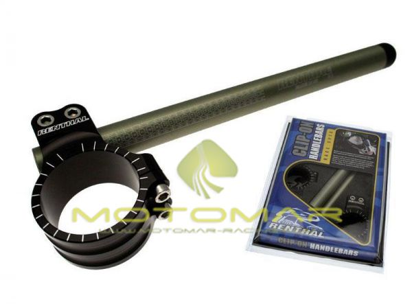 SEMIMANILLARES RENTHAL CLIP-ON 48MM