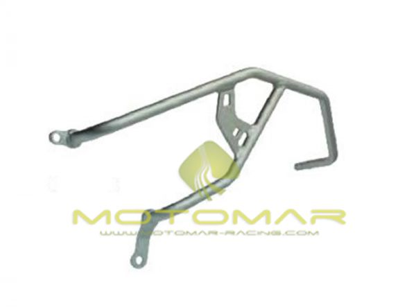 BARRAS DE PROTECCION MOTOMAR-RACING BMW G650GS/F800GS 08/15 PLATA