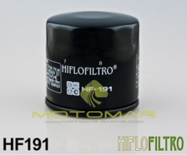 FILTRO ACEITE HIFLOFILTRO HF191