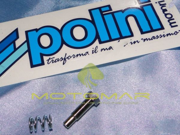 TORNIL/MUELLE AJUS. MINIMO POLINI CAR.CP 15