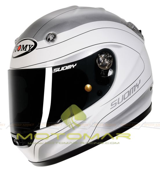CASCO SUOMY VANDAL ROYAL GREY TALLA M